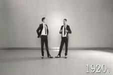 The Evolution of Dance der Jahre 1920 bis 2000