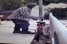 Lieber kein Rad stehlen
