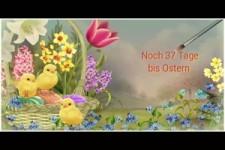 Noch 37 Tage bis Ostern