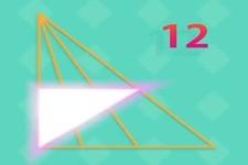 wie viele Dreiecke sind das? - Die Auflösung!