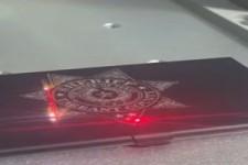 So hört sich eine Lasergravur an