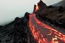 Ziemlich viel Lava