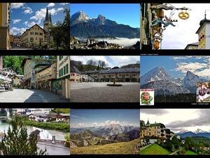 Berchtesgaden (Duitsland) - Berchtesgaden (Deutschland)