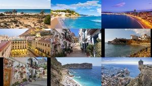 Costa Blanca - Spanien