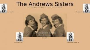 andrews sisters 012