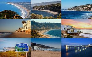 Malibu - Stadt in Kalifornien