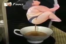 Die etwas andere Espresso-Maschiene