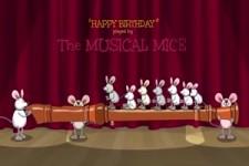 Geburtstagsständchen auf der Flöte