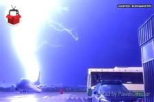 Blitze in der Natur