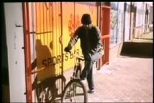 Der Fahrrad Dieb