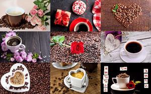Love of Coffee - Liebe zum Kaffee