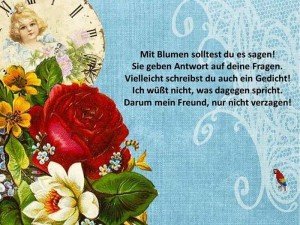 Blumen-Rondeau 2