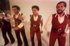 The Four Tops - A Simple Game - De Mounties Show 13-11-1971