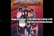 Young Company I Like What Youre Doing To Me 1980 Disco P